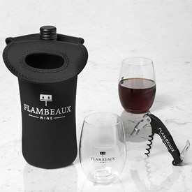 Flambeaux Wine Picnic Time Pack